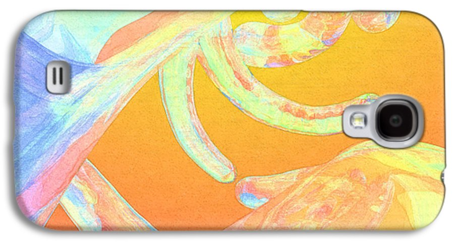 Abstract Galaxy S4 Case featuring the photograph Abstract Number 1 by Peter J Sucy