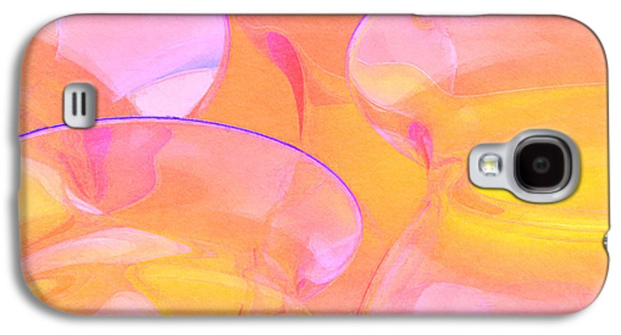 Abstract Galaxy S4 Case featuring the photograph Abstract Number 19 by Peter J Sucy