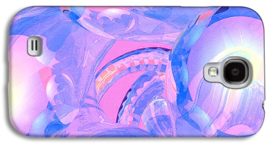 Abstract Galaxy S4 Case featuring the photograph Abstract Number 7 by Peter J Sucy
