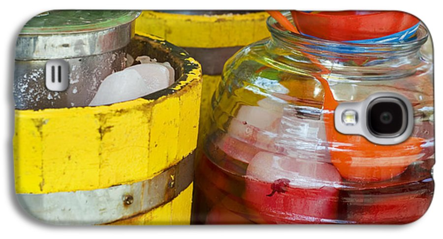 Beverage Galaxy S4 Case featuring the photograph Agua De Hamaica by Skip Hunt