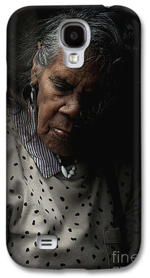 Portrait Galaxy S4 Case featuring the photograph Alice by Sheila Smart Fine Art Photography