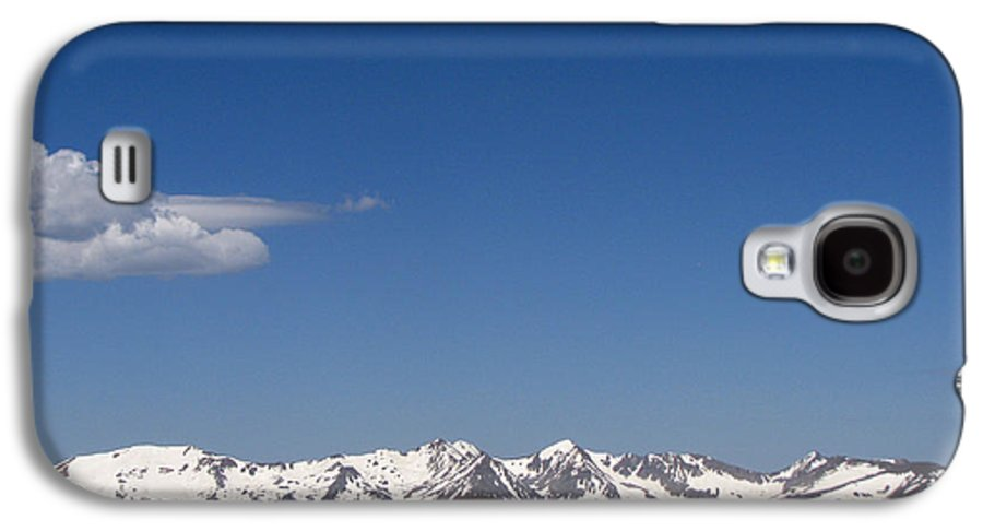 Mountains Galaxy S4 Case featuring the photograph Alpine Tundra Series by Amanda Barcon