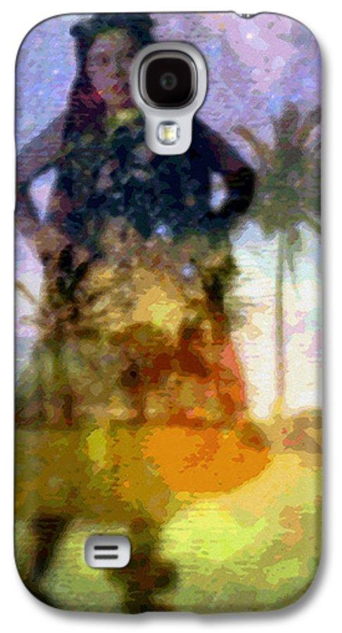 Tropical Interior Design Galaxy S4 Case featuring the photograph Aluna Ahiahi Hula by Kenneth Grzesik