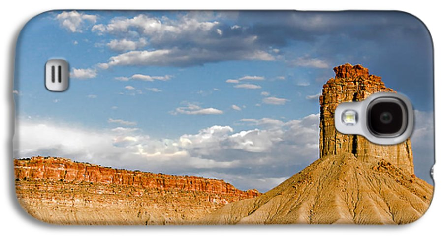 Mountain Galaxy S4 Case featuring the photograph Amazing Mesa Verde Country by Christine Till