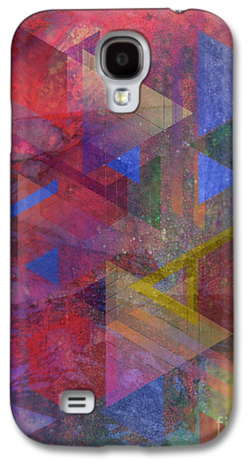 Another Time Galaxy S4 Case featuring the digital art Another Time by John Beck