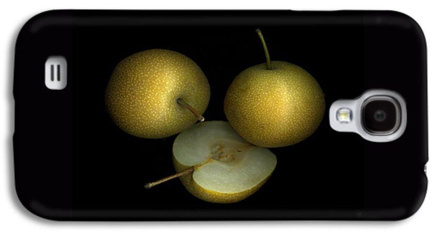Culinary Galaxy S4 Case featuring the photograph Asian Pears by Christian Slanec