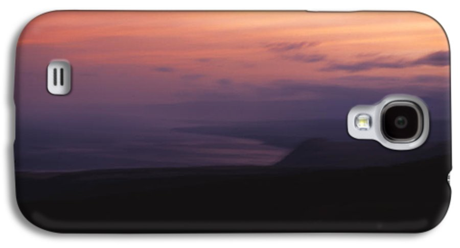 Sunset Galaxy S4 Case featuring the photograph At Sundown by Ayesha Lakes