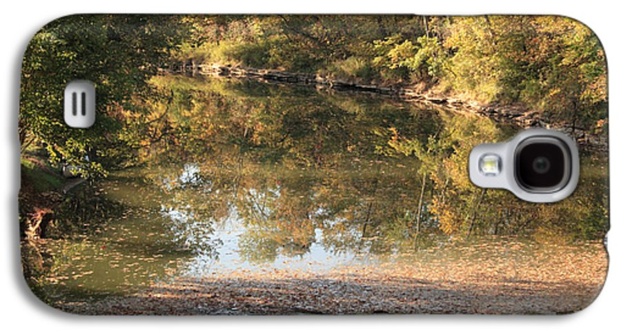 Landscape Galaxy S4 Case featuring the photograph Autumn Afternoon by Lone Dakota Photography