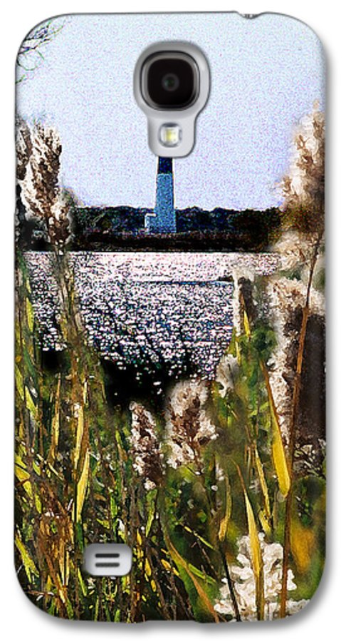 Barnegat Galaxy S4 Case featuring the digital art Barnegat Bay by Steve Karol