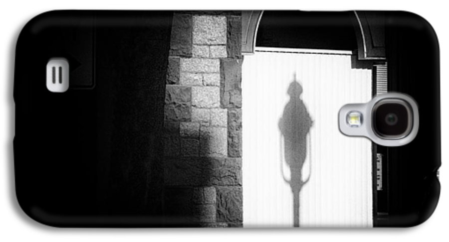 Window Galaxy S4 Case featuring the photograph Barristers Window by Bob Orsillo