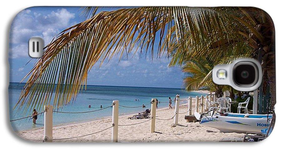 Beach Galaxy S4 Case featuring the photograph Beach Grand Turk by Debbi Granruth