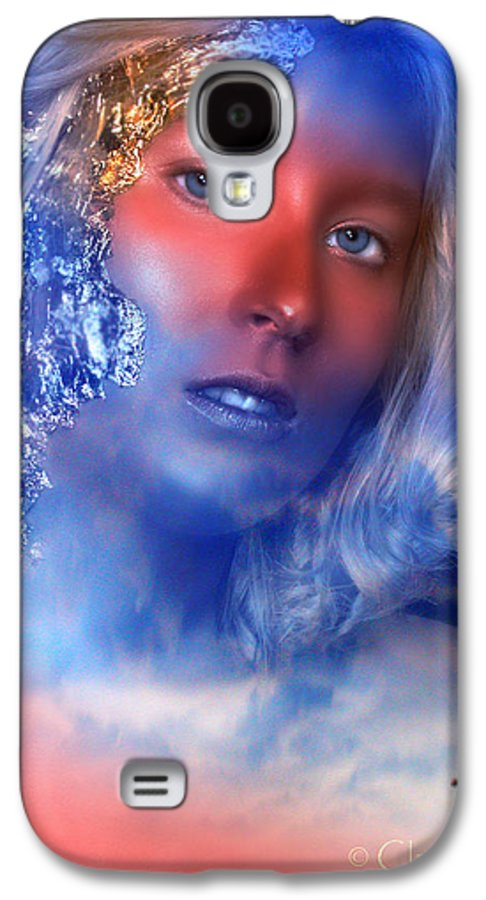Clay Galaxy S4 Case featuring the photograph Beauty In The Clouds by Clayton Bruster