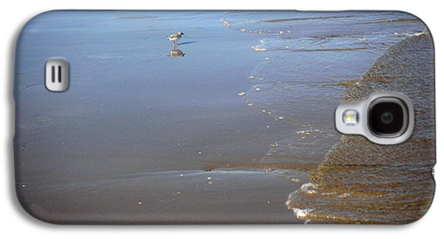 Nature Galaxy S4 Case featuring the photograph Being One With The Gulf - Still by Lucyna A M Green