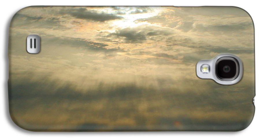Sun Galaxy S4 Case featuring the photograph Believe by Idaho Scenic Images Linda Lantzy