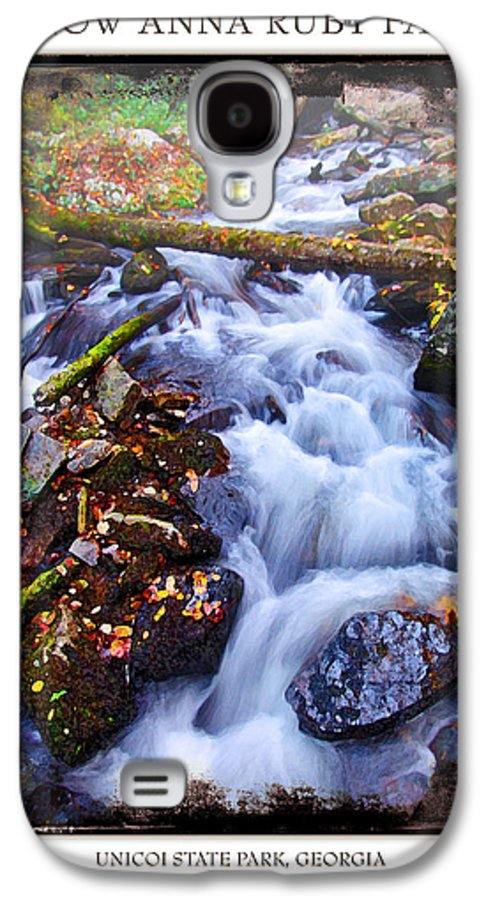 Landscape Galaxy S4 Case featuring the photograph Below Anna Ruby Falls by Peter Muzyka