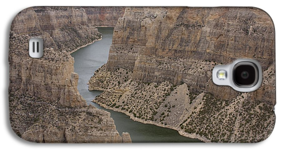 Canyon Galaxy S4 Case featuring the photograph Bighorn Canyon by Idaho Scenic Images Linda Lantzy