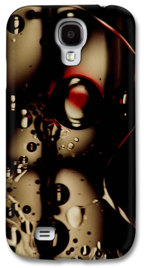 Abstract Galaxy S4 Case featuring the photograph Blade Runner by David Rivas