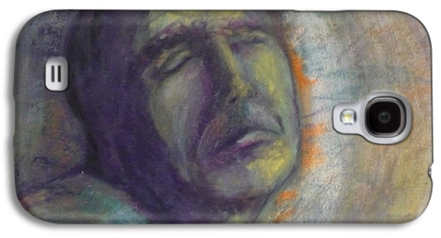 Painting Galaxy S4 Case featuring the painting Break On Through by Todd Peterson