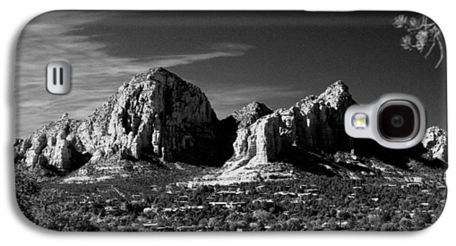 Arizona Galaxy S4 Case featuring the photograph Capital Dome I by Randy Oberg
