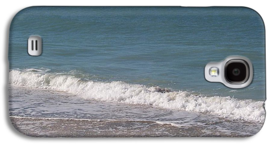 Beach Galaxy S4 Case featuring the photograph Captiva by Elizabeth Klecker