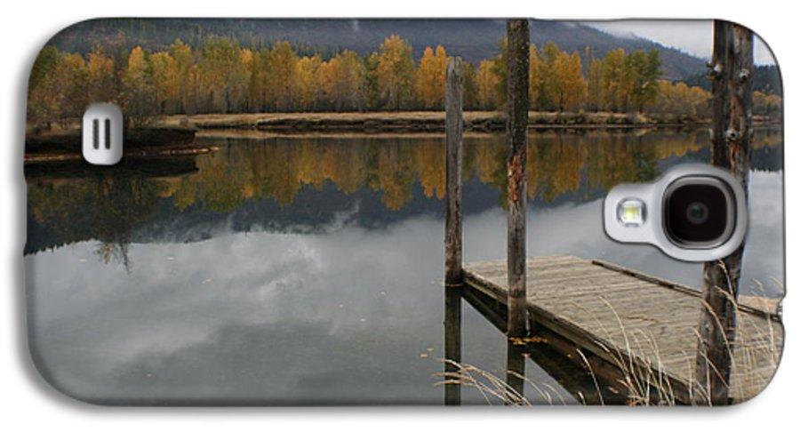 Cataldo Galaxy S4 Case featuring the photograph Cataldo Reflections by Idaho Scenic Images Linda Lantzy