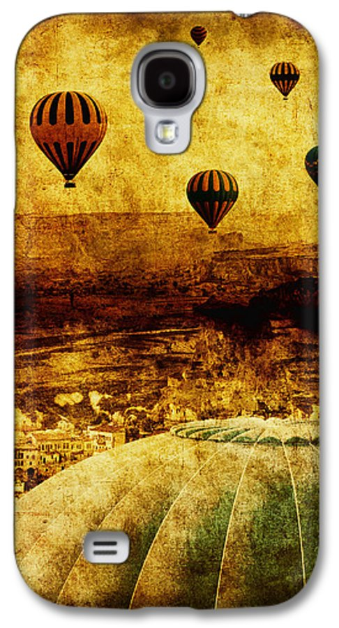 Hot Galaxy S4 Case featuring the photograph Cerebral Hemisphere by Andrew Paranavitana