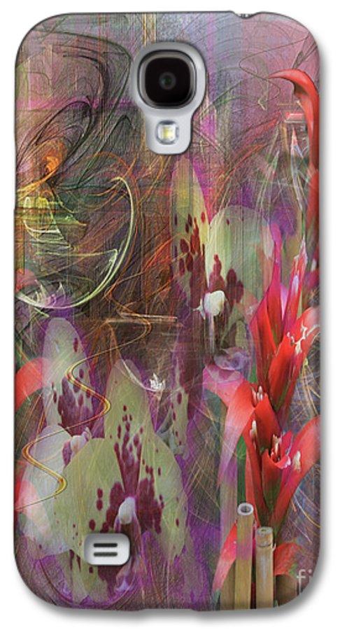 Chosen Ones Galaxy S4 Case featuring the digital art Chosen Ones by John Beck