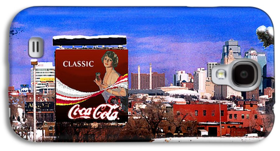 Landscape Galaxy S4 Case featuring the photograph Classic by Steve Karol