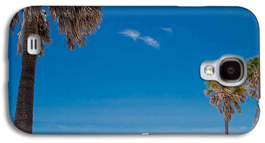 3scape Photos Galaxy S4 Case featuring the photograph Clearwater Beach by Adam Romanowicz