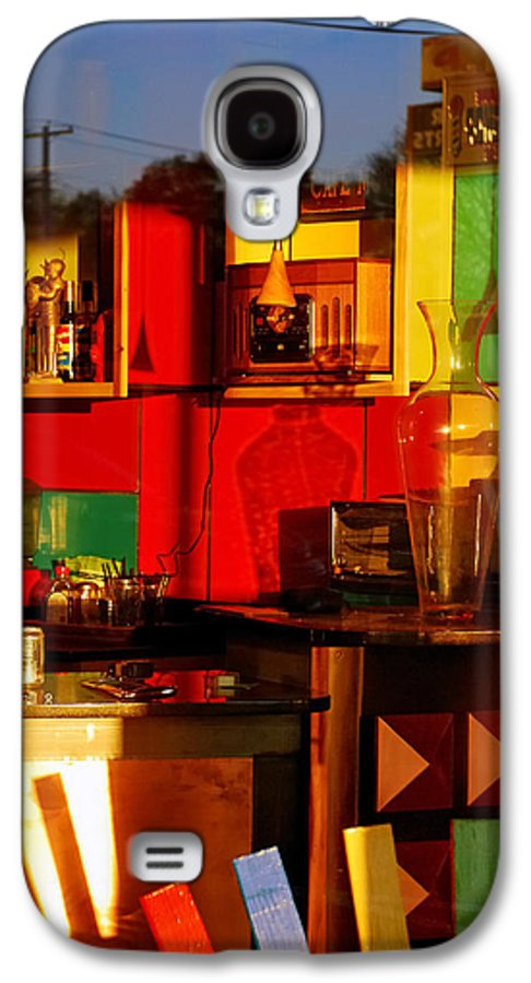 Skip Hunt Galaxy S4 Case featuring the photograph Coffee Shop by Skip Hunt