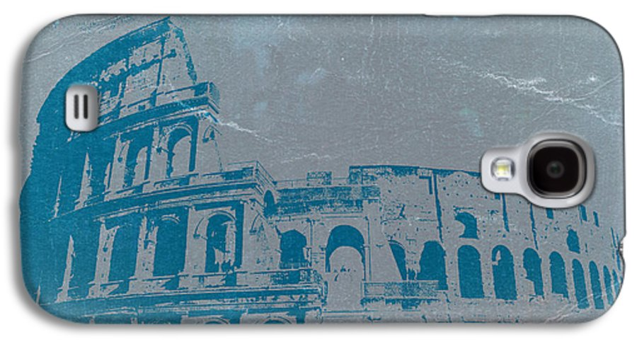 Coliseum Galaxy S4 Case featuring the photograph Coliseum by Naxart Studio