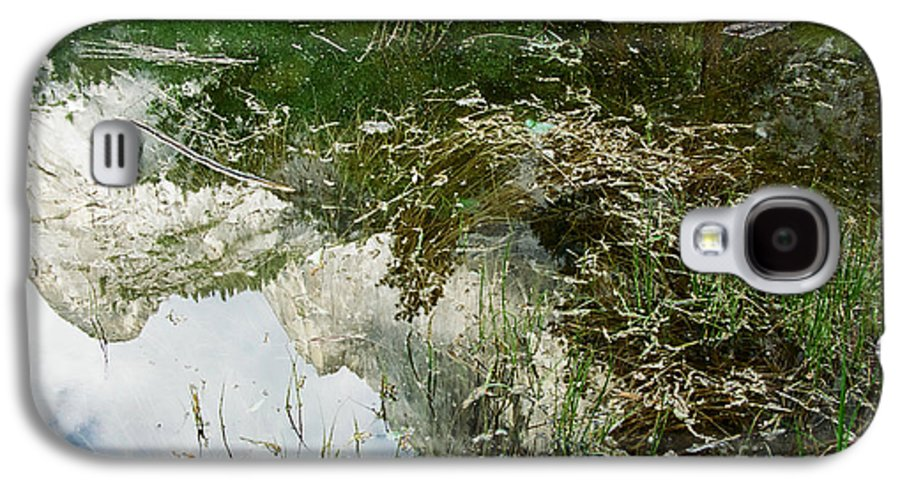 Mirror Lake Galaxy S4 Case featuring the photograph Confusion by Kathy McClure