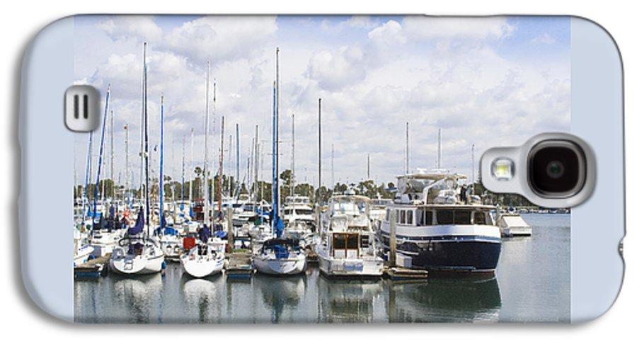 Coronado Galaxy S4 Case featuring the photograph Coronado Boats II by Margie Wildblood