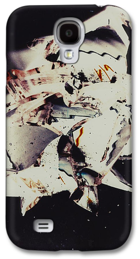 Abstract Galaxy S4 Case featuring the photograph Craft by David Rivas