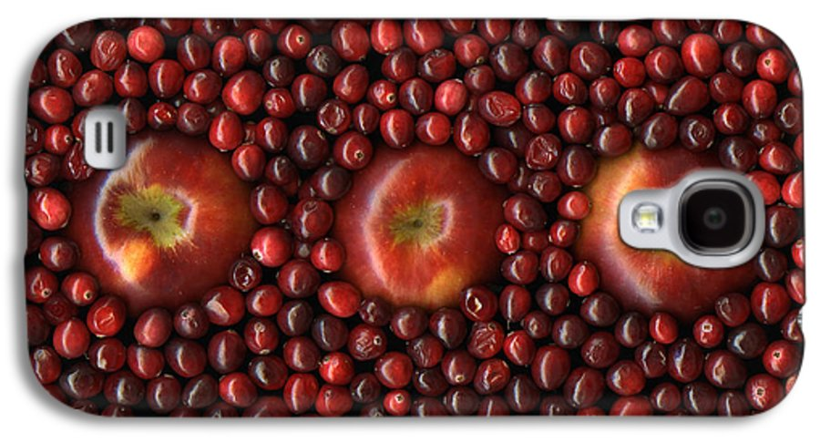 Slanec Galaxy S4 Case featuring the photograph Cranapple by Christian Slanec