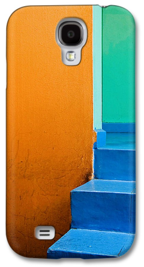Oaxaca Galaxy S4 Case featuring the photograph Creamsicle by Skip Hunt
