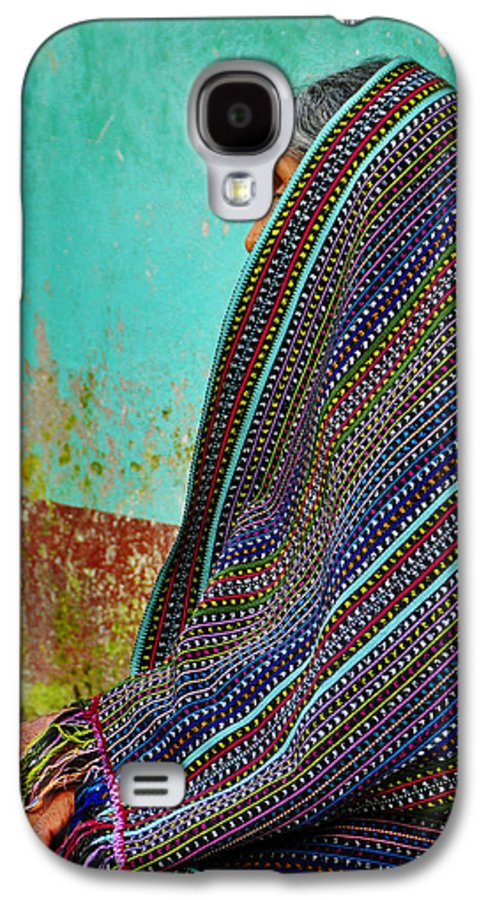 Skip Hunt Galaxy S4 Case featuring the photograph Curandera by Skip Hunt