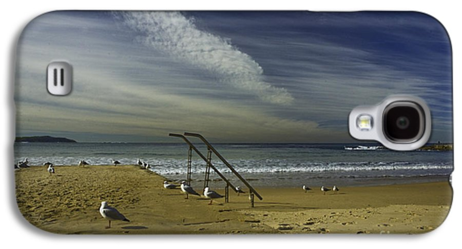 Beach Galaxy S4 Case featuring the photograph Dee Why Beach Sydney by Sheila Smart Fine Art Photography