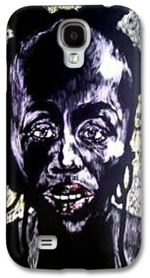 International Womens Day Galaxy S4 Case featuring the mixed media Digital Divide by Chester Elmore