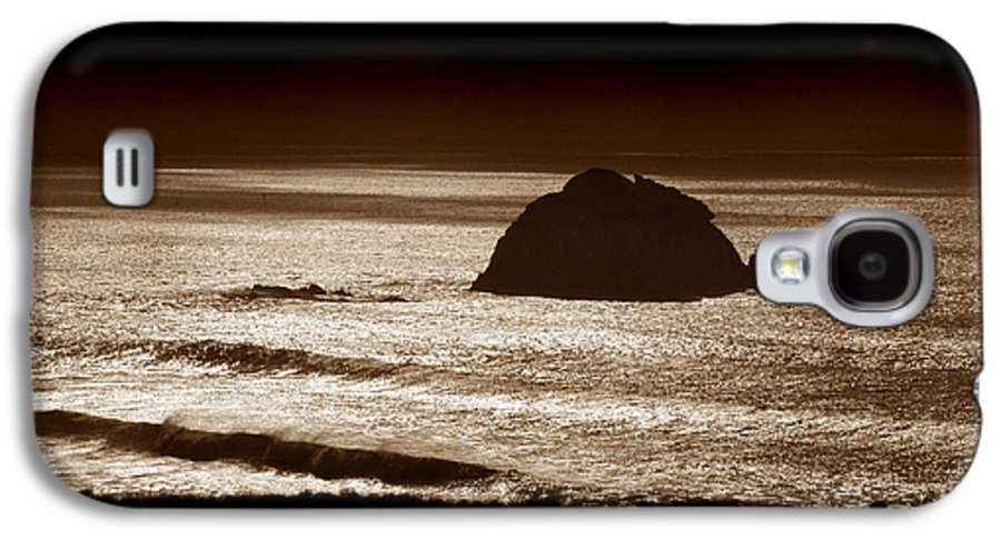 Big Sur Galaxy S4 Case featuring the photograph Drama On Big Sur by Michael Ziegler