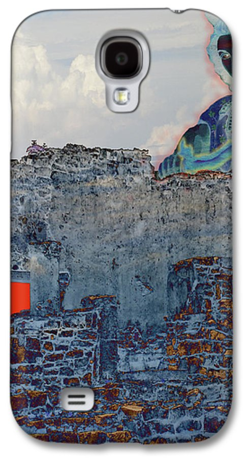 Tulum Ruins Galaxy S4 Case featuring the photograph Dream Of Tulum Ruins by Ann Tracy