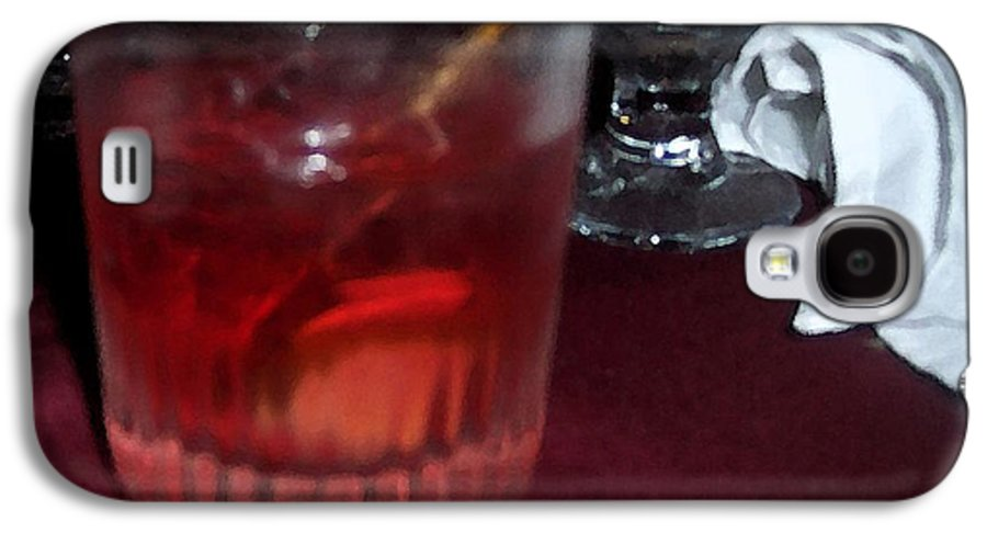 Drinks Galaxy S4 Case featuring the photograph Drink Up by Debbi Granruth