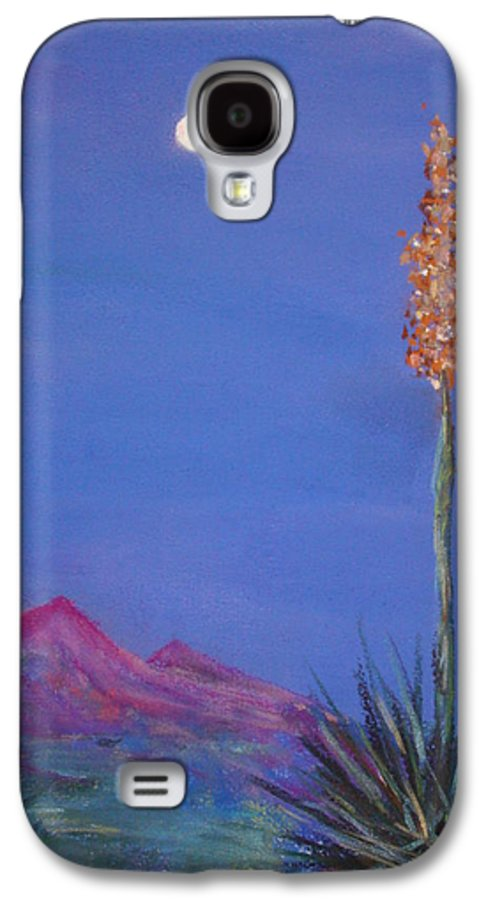 Evening Galaxy S4 Case featuring the painting Dusk by Melinda Etzold