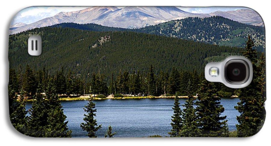 Colorado Galaxy S4 Case featuring the photograph Echo Lake Colorado by Marilyn Hunt