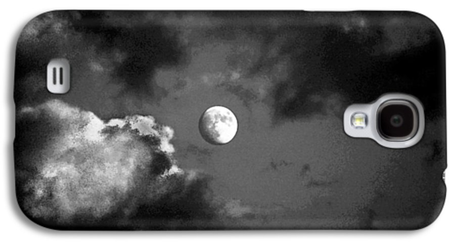 Sky Galaxy S4 Case featuring the photograph Eye In The Sky by Steve Karol