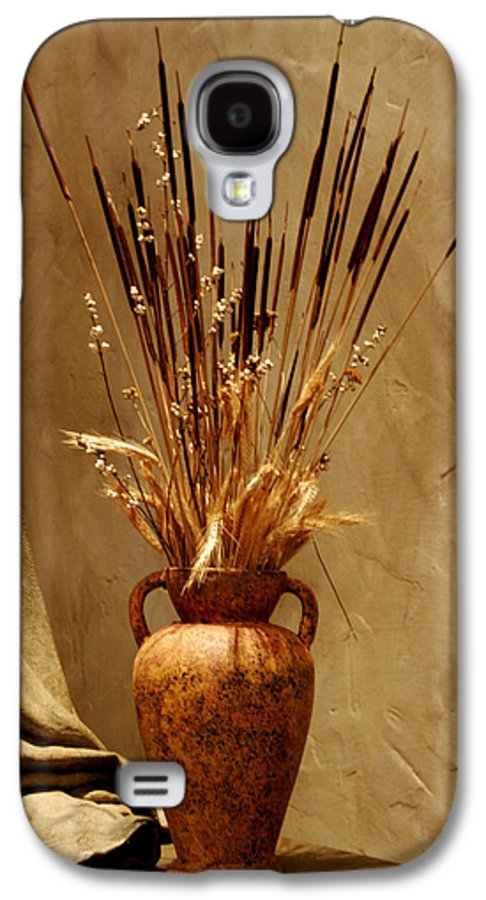 Fall Galaxy S4 Case featuring the photograph Fall In A Vase Still-life by Christine Till