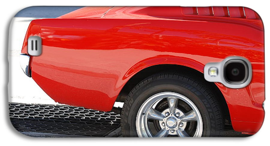 Ford Galaxy S4 Case featuring the photograph Fastback Mustang by Rob Hans