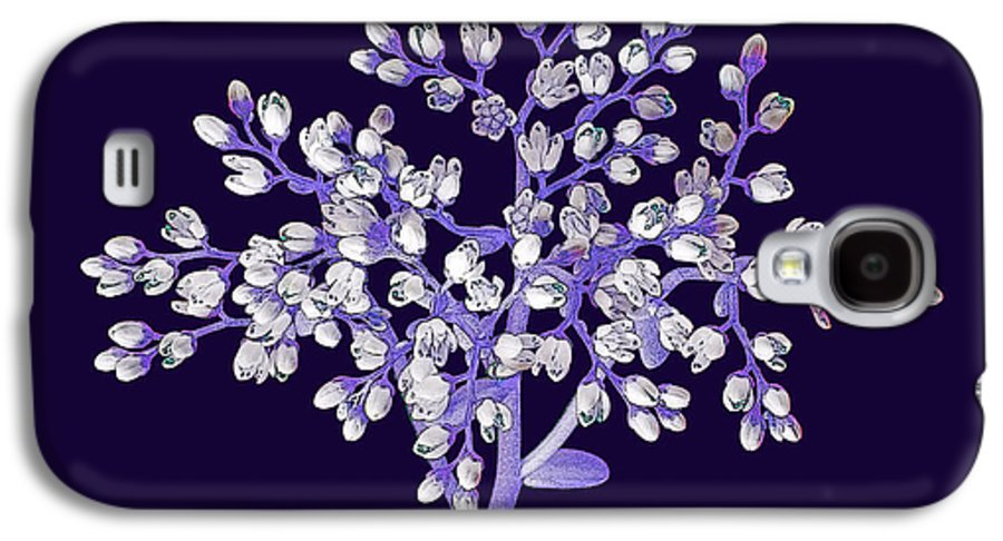 Flower Galaxy S4 Case featuring the photograph Flower Tree by Digital Crafts