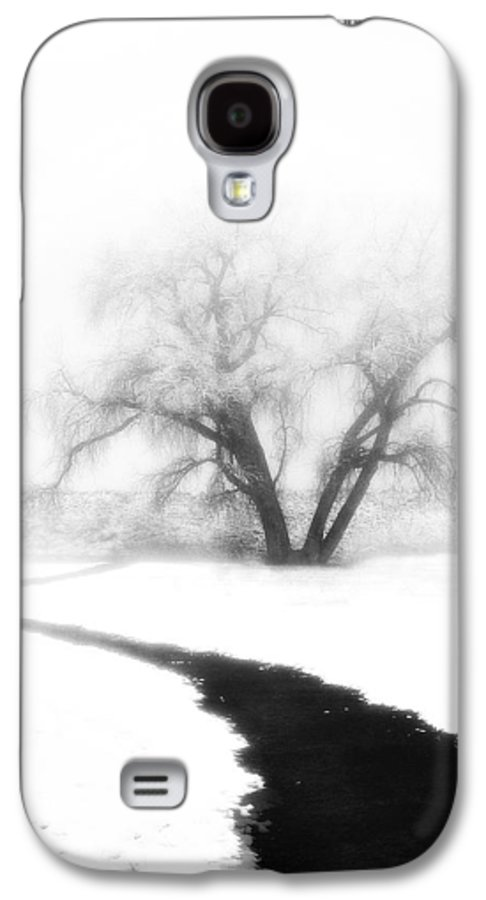 Tree Galaxy S4 Case featuring the photograph Getting There by Marilyn Hunt