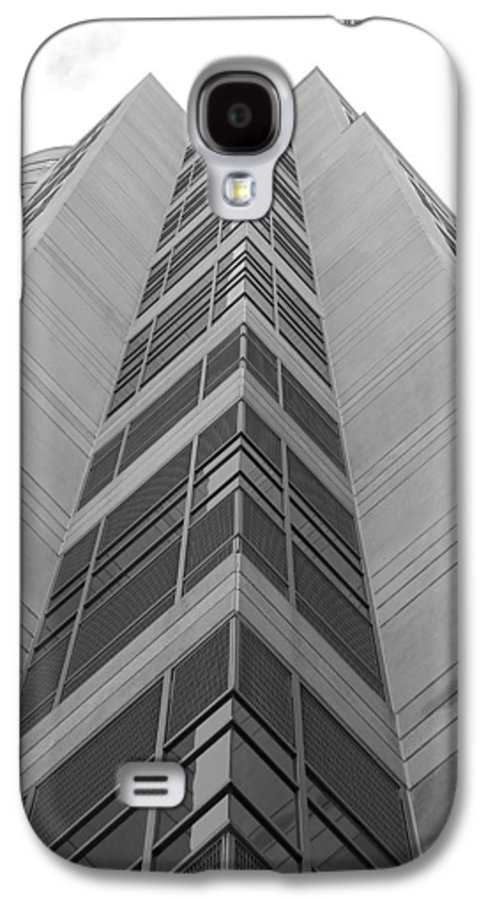 Architecture Galaxy S4 Case featuring the photograph Glass Tower by Rob Hans